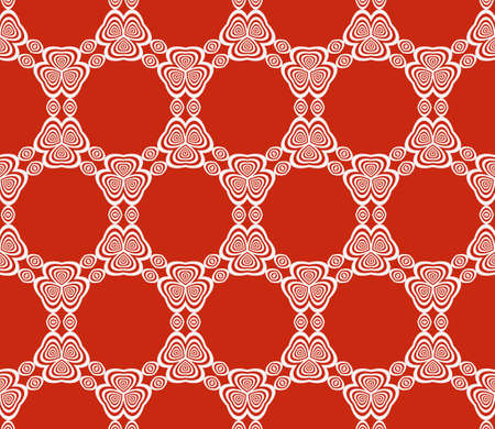 Abstract geometry pattern. Line and shape. Vector illustration. Design for wallpaper, notebook, fabric, scrapbook.