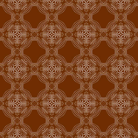 Seamless sophisticated geometric pattern based on repetitive simple forms. Vector illustration for interior design, backgrounds, card, textile industry.