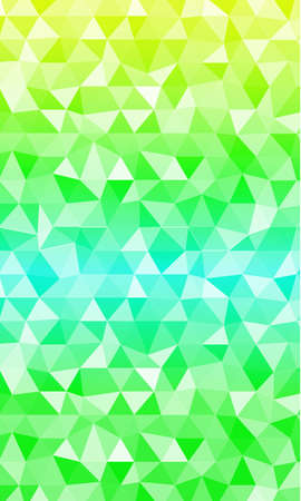 background of green triangles tone for the banner. vector illustrations. to design web banners, business brochures or flyers