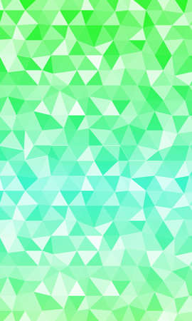 Green triangles tone background for the banner vector illustrations. For design web banners, business brochures or flyers.
