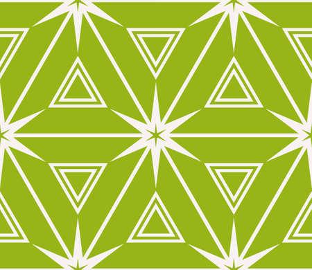 virtual 3d cube. seamless vector pattern. interior decoration, wallpaper, presentation, pattern fills, fashion design. olive color