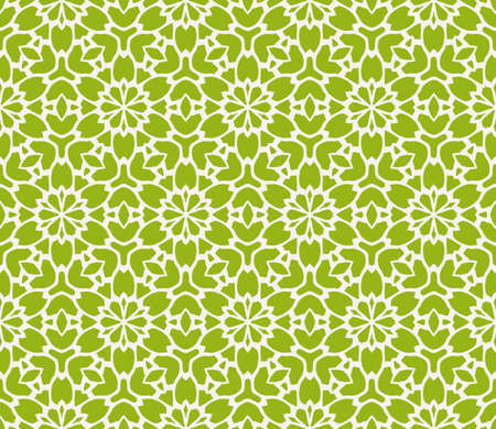 seamless sophisticated geometric pattern based on repetitive simple line and shape forms. vector illustration.