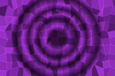 blue crystal polygonal background with 3d effect, vector illustration. for design, wallpaper 向量圖像