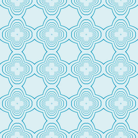 Pattern of geometric designs. Seamless vector illustration for interior design, printing, textile industry.