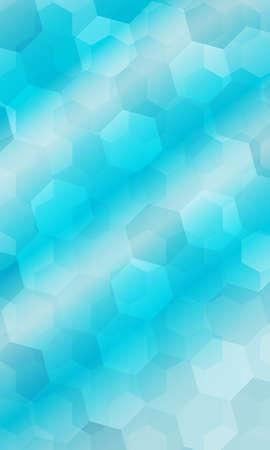 beautiful light blue color geometry background. vector illustration. polygonal pattern. design for banner, presentation, wallpaper.