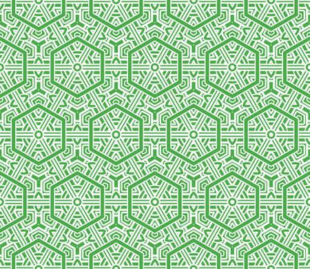 original seamless pattern with modern ornament. geometric style. fashion, interior design