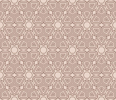 vector illustration. new modern geometric pattern. seamless design for scrapbooking, background, interior