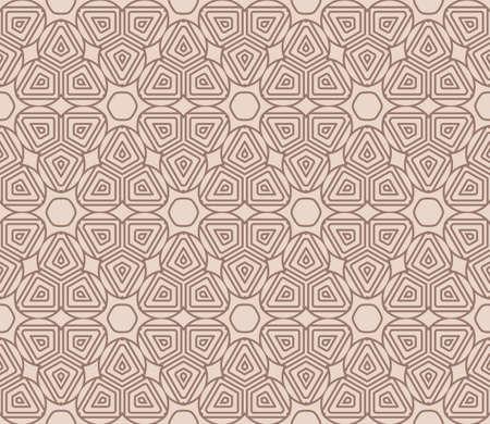 vector illustration. new modern geometric pattern. seamless design for scrapbooking, background, interior