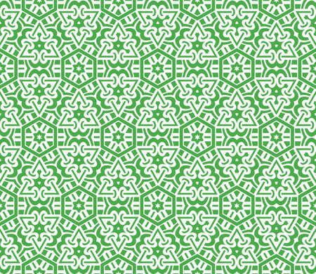 geometric modern seamless fashion pattern. original Vector illustration. Illustration
