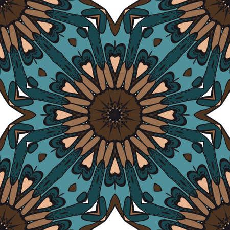 Art-deco fashion seamless pattern. vector illustration. For invitation wedding, valentines, background, wallpaper.