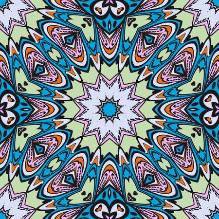 Art-deco fashion seamless pattern. vector illustration. For invitation wedding, valentine's, background, wallpaper. Illustration