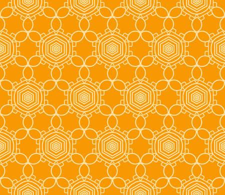 modern pattern of geometric ornament. Seamless vector illustration. for interior design, wallpaper.