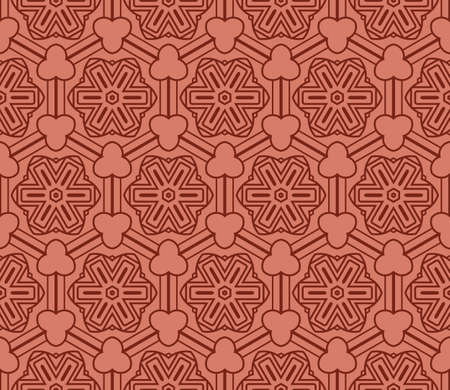 seamless geometric pattern with stylish texture. for printing on fabric, paper for scrapbooking, wallpaper, cover
