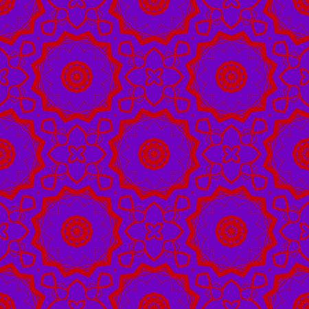 Line pattern on color background. Seamless geometric pattern. Vector illustration. For design, wallpaper, fashion, super, print Illustration