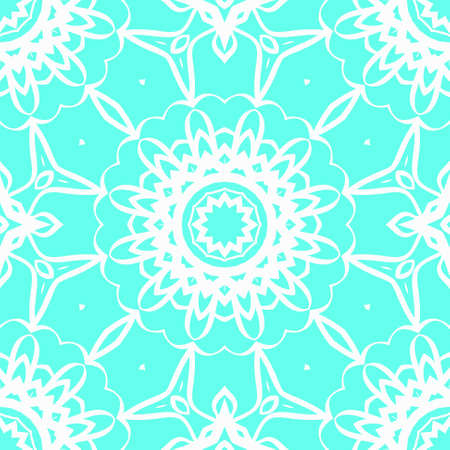 Modern Decorative geometric ornament. Vector illustration. For fantastic design, wallpaper.