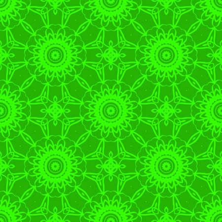 Unique, abstract geometric pattern. Seamless vector illustration. For design, wallpaper, happy background. Illusztráció
