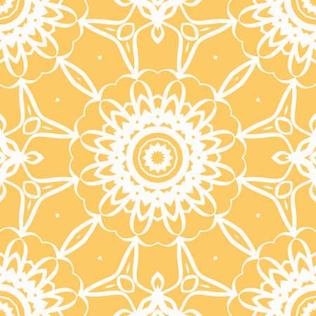 Line pattern on color background. Seamless geometric pattern. Vector illustration. For design, wallpaper, fashion, beautiful print Illustration