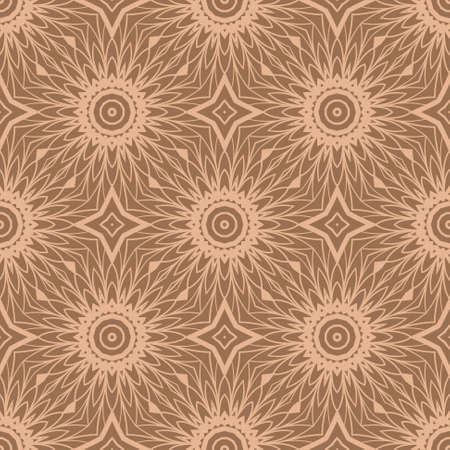Line pattern on color background. Seamless geometric pattern. Vector illustration. For design, wallpaper, fashion, ornament print