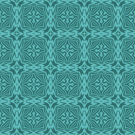 colored geometric vector pattern. Vector illustration. for decorative projects Vectores