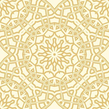 vector illustration. pattern with floral mandala, decorative border. design for print fabric, super oracul bandana.