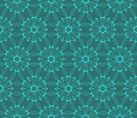 Seamless pattern. geometry design. Vector. For holiday cards, Valentines day, wedding invitations. Pastel tone color