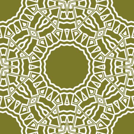 Oriental mandala. Ottoman motifs. Seamless pattern. It is Vector illustrations.ental mandala. Ottoman motifs. Seamless pattern. It is Vector illustrations. Artwork for modern graphics.