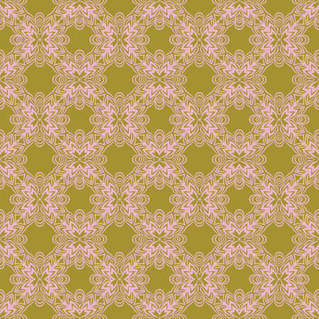 colored geometric vector pattern. Vector illustration. for decorative projects Illustration