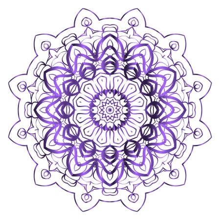 Legend vector mandala, Floral mandala. Oriental mandala. Vintage decorative elements. Vector illustration. It is super brilliant vector illustration