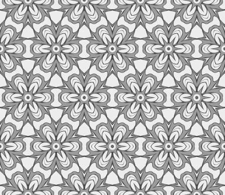 ethnic seamless pattern. vintage ornament. vector illustration. for design, wallpaper, print, fabric.