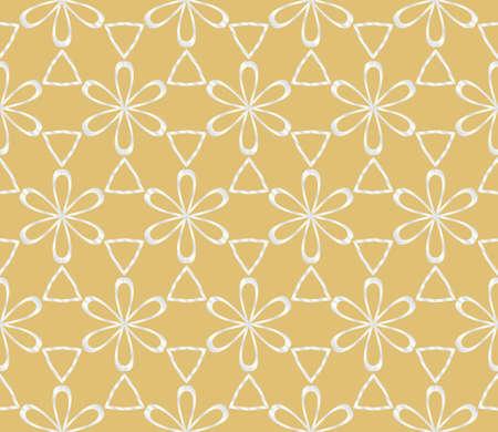 Seamless vintage , retro style geometric pattern. Vector illustration. For design, wallpaper, background.