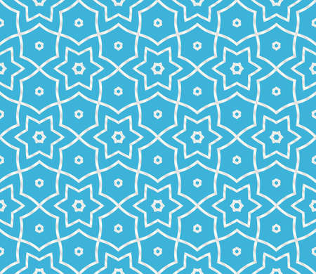 Vector illustration. Modern art-deco geometric pattern. Seamless design for scrapbooking, background, interior
