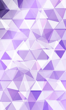 Bright multicolor geometric background of colored triangles. Origami. Vector illustration. Polygonal patterns for your presentations, business printing