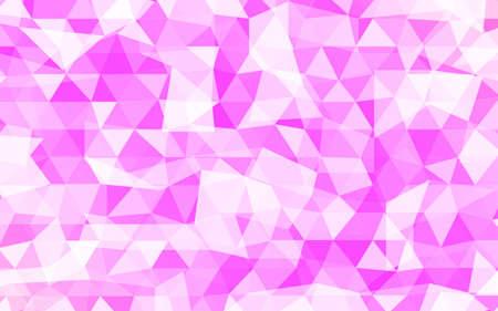 Color polygonal vector illustration. Design for your business. Geometric background. 矢量图像