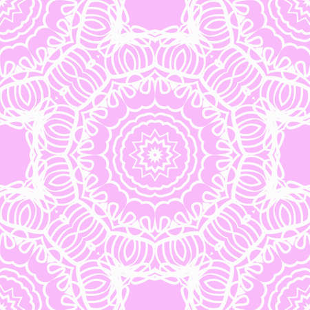 color swatches background . vector illustration with floral seamless pattern. Vector Illustration