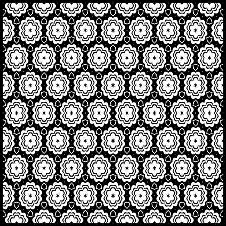background, geometric pattern with ornate lace frame. illustration. for Scarf Print, Fabric, Covers, Scrapbooking, Bandana, Pareo, Shawl