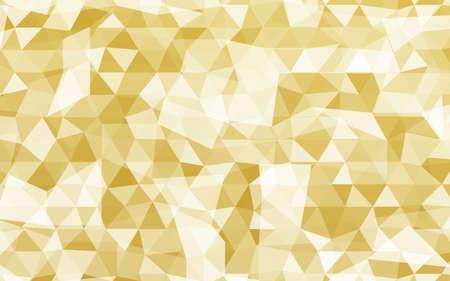 Color Geometric Low Poly Vector Illustration. For Business Design Templates, Wallpaper, holiday invitation Foto de archivo - 109611576