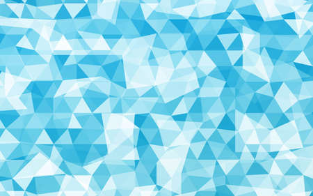Color Geometric Low Poly Vector Illustration. For Business Design Templates, Wallpaper, holiday invitation