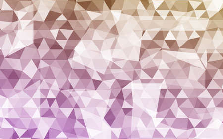 Geometric rumpled triangular low poly gradient illustration. Vector polygonal design