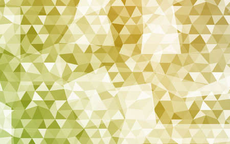 Bright Multi Color Triangles Background. Vector Illustration. For Design, Presentation.