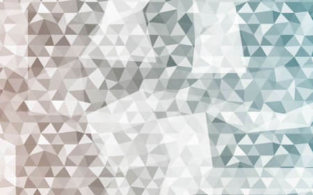 Overlapping triangles patterns. Gradient banner. vector illustration. for the design, printing, business.
