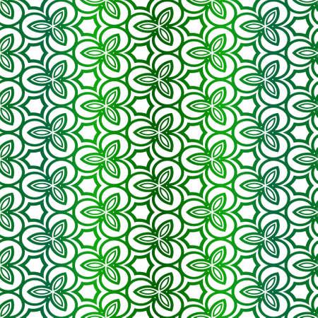 Impression de design de mode avec motif géométrique. Illustration vectorielle. Pour le design d'intérieur moderne, l'impression textile de mode, le papier peint.