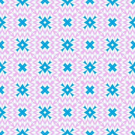 Seamless Pattern with Geometric, Triangle, Zig Zag. Vector Background, Texture. For Design Invitation, Interior Wallpaper, Cover Card, Technologic Design.