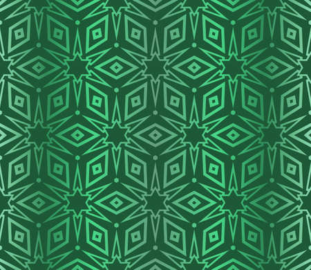 Fashion Design Print With Geometric Pattern. Vector Illustration. For Modern Interior Design, Fashion Textile Print, Wallpaper.