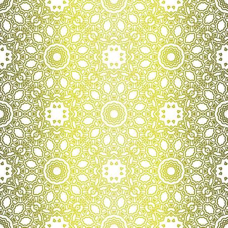 Modern Stylish Geometry Seamless Pattern Art Deco Background. Luxury Texture For Wallpaper, Invitation. Vector Illustration. Illustration
