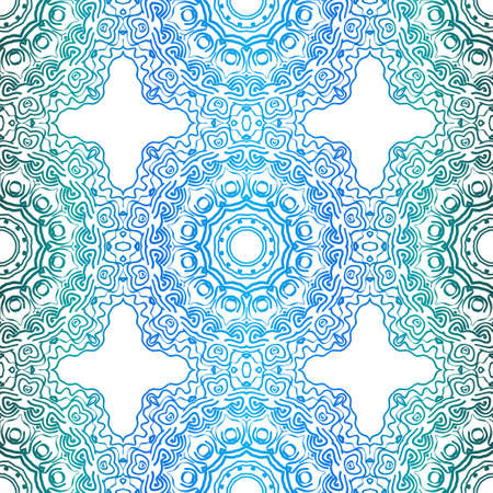 Seamless modern pattern. Art-deco Geometric background. Graphic design. Vector illustration