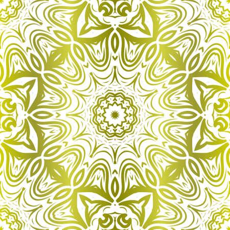 nahtloser Muster-Art-Deco-Hintergrund der modernen stilvollen Geometrie. Luxusbeschaffenheit für Tapete, Einladung. Vektorillustration und handgemachtes Symbol.