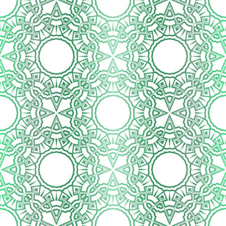 Geometric Pattern In Lace Style. Ethnic Ornament. Vector Illustration. For Modern Interior Design, Fashion Textile Print, Wallpaper