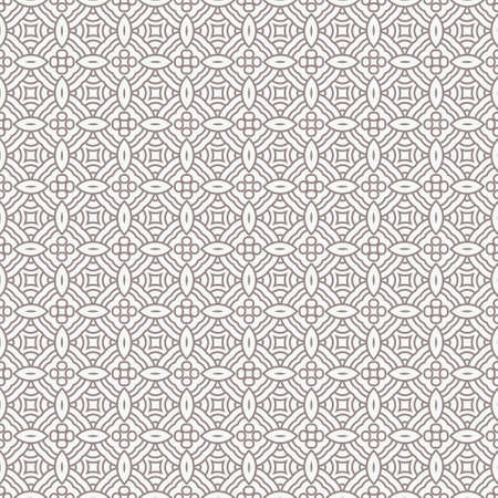 Geometric Pattern. Seamless Texture Grey Color Background. Vector illustration. Illustration