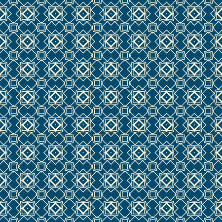 Geometric Pattern. Seamless Texture Color Background. Element For Design. Vector Illustration. Silver blue color.