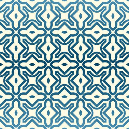 Geometric Pattern. Seamless Texture Color Background. Element For Design. Vector Illustration. Pastel blue milk color.